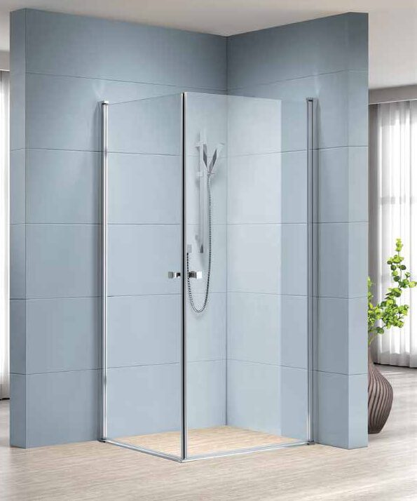 KOBI מקלחון פינתי 2 דלתות
