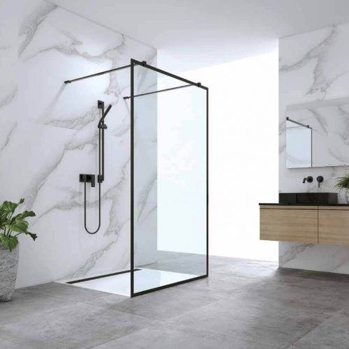 מקלחון YANA דופן קבועה בלבד